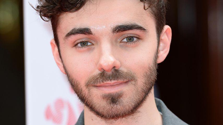 Nathan Sykes im März 2019