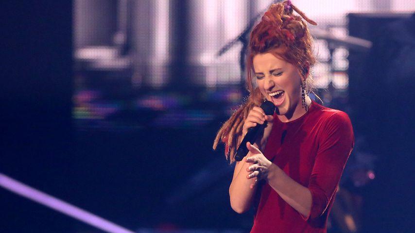 "Natia Todua im Halbfinale von ""The Voice of Germany"""