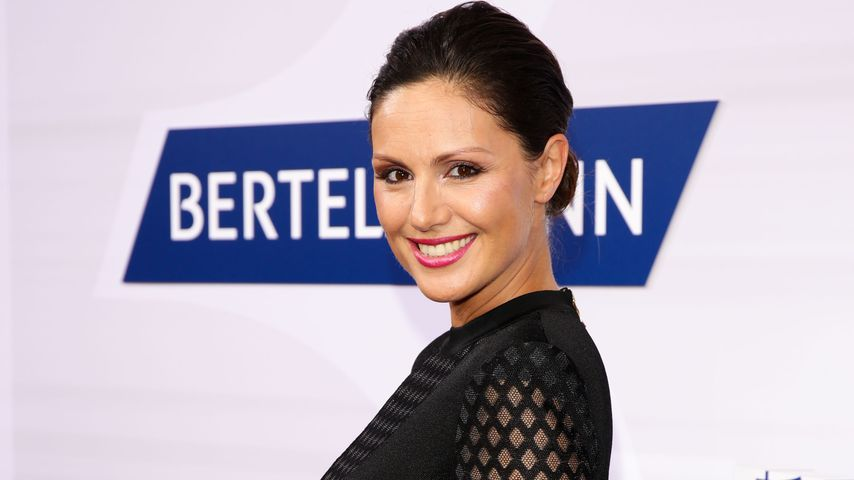 Nazan Eckes bei der Bertelsmann-Party 2016 in Berlin