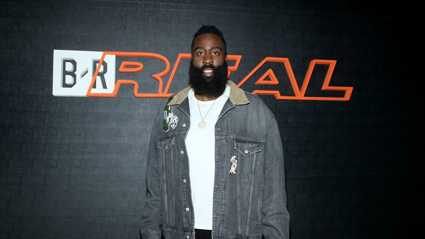 NBA-Spieler James Harden