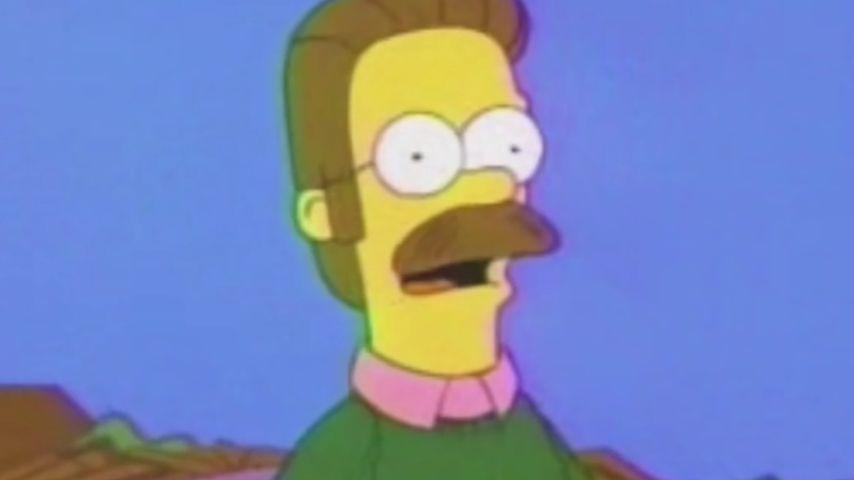 """Die Simpsons: """"Flanders""""-Sprecher hört auf!"""