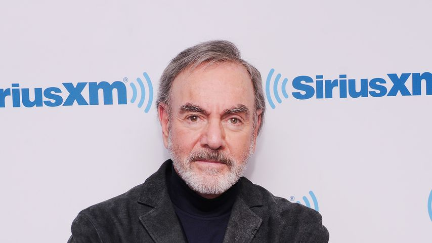 Neil Diamond bei SiriusXM 2014