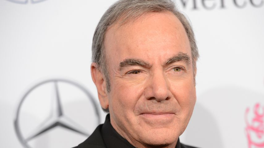 Parkinson-Diagnose: Neil Diamond beendet Bühnen-Karriere!