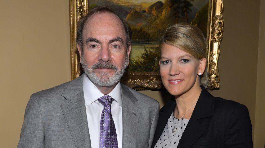 Neil Diamond und seine Frau Katie