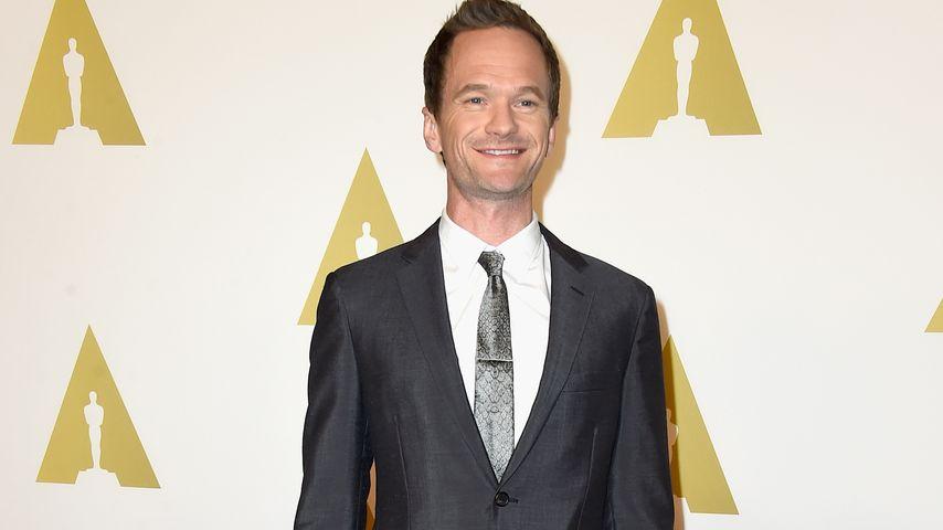 Deswegen hat Neil Patrick Harris mega Oscar-Panik!