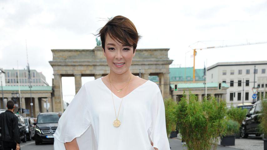 Nela Lee bei der Berlin Fashion Week