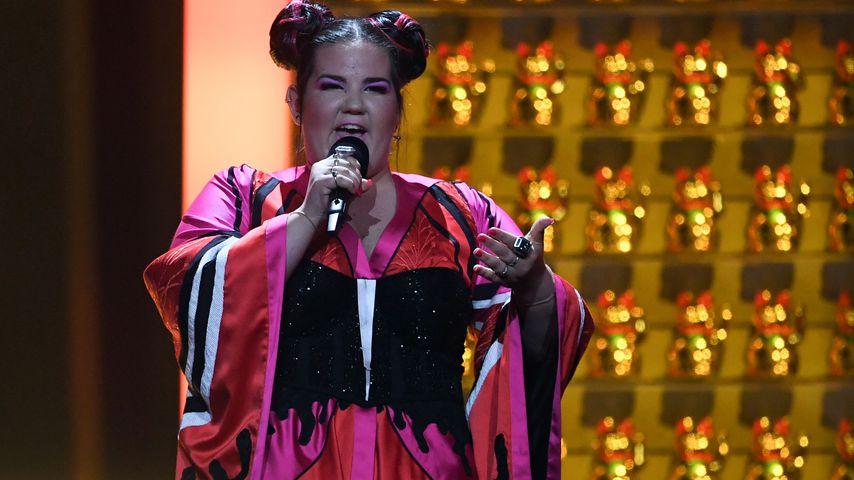 Offiziell: Netta gewinnt für Israel Eurovision Song Contest!