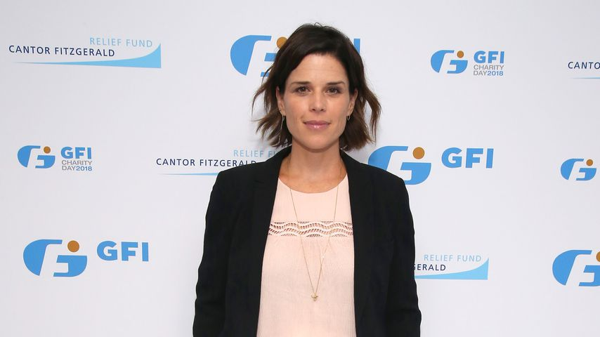 Neve Campbell im September 2018