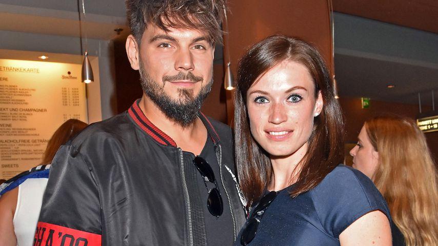 Nevio Passaro und Verena Haber