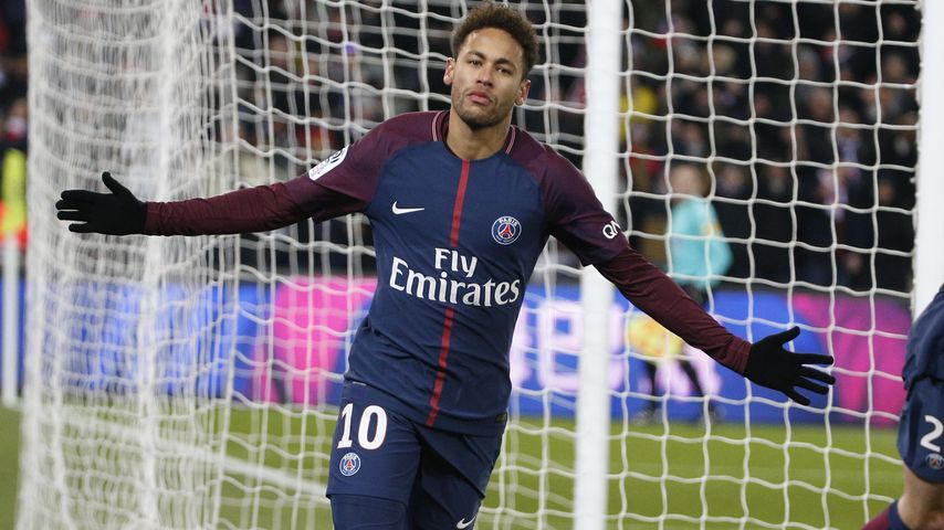 Neymar Jr. in Paris