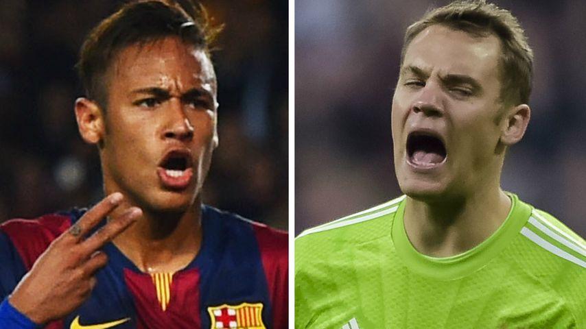 Neymars WM-Rache: Kann er Manuel Neuer heute überwinden?