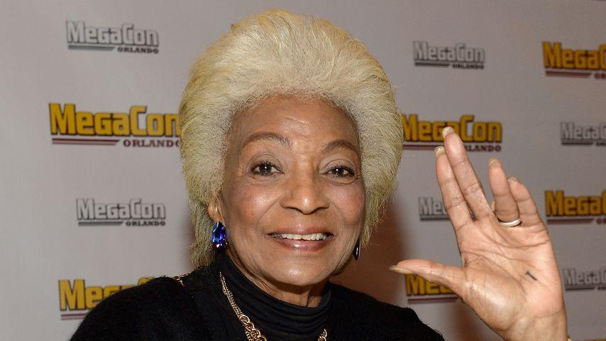 """""""Star Trek""""-Uhura Nichelle Nichols: Sie leidet unter Demenz"""