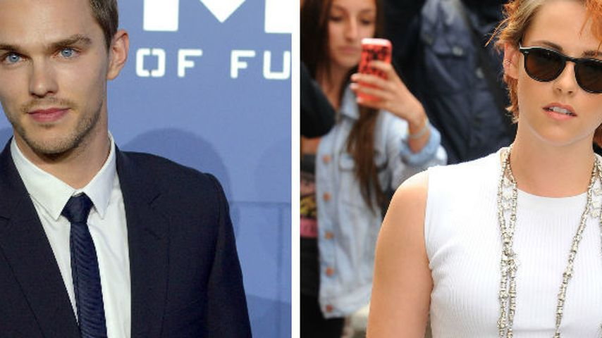 Kristen Stewart & Nicholas Hoult: Bald ein Paar?
