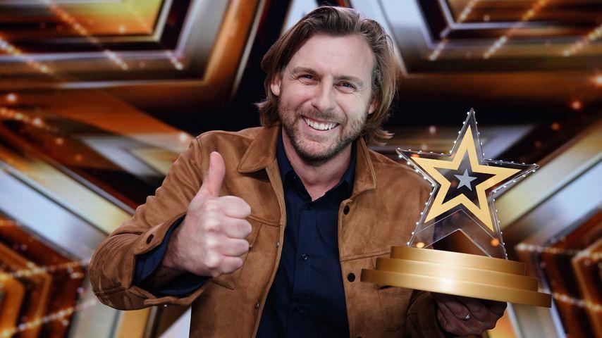 "Nick Ferretti beim ""Das Supertalent""-Finale, 2020"
