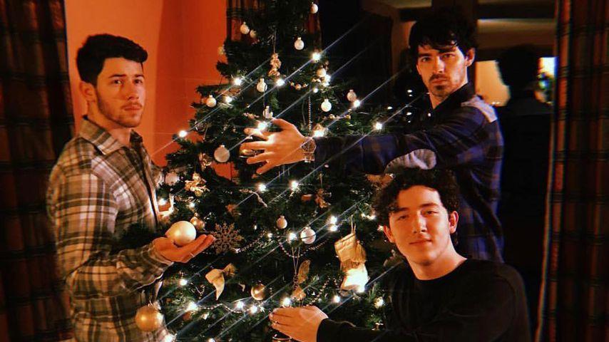 Nick, Joe und Frankie Jonas