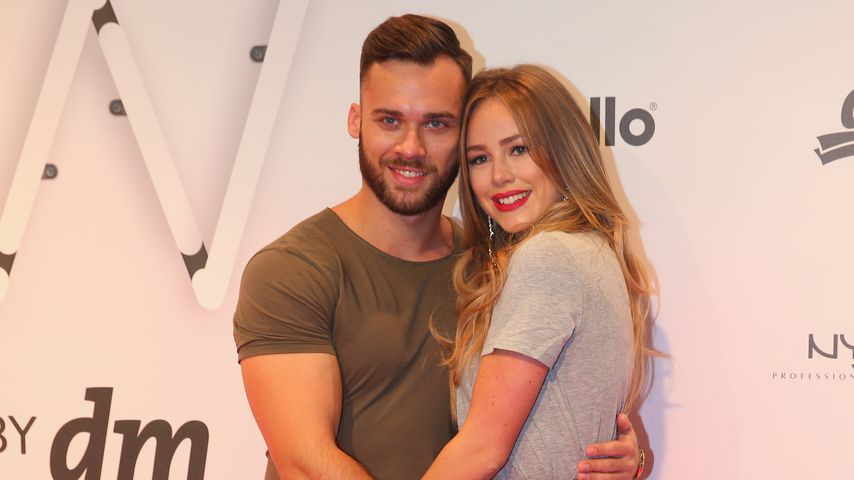 Nick Maerker und Liz Kaeber bei der GLOW Beauty Convention 2017