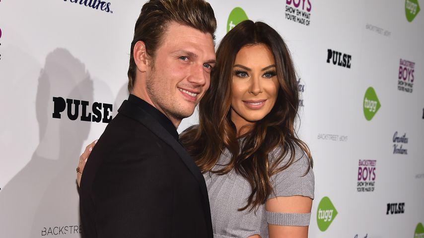 Nick Carter und seine Frau Lauren