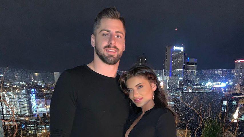 Nick Vannett und Erza Haliti