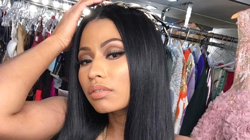 Busen-Grapscher: So heiß ist Nicki Minajs neues Musikvideo!