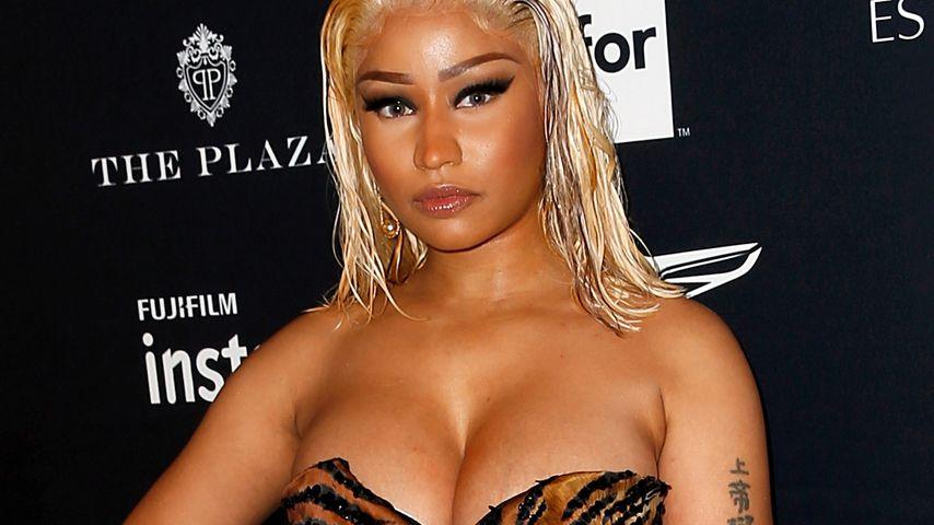 Nicki Minaj bei einem Event in NYC im September 2018