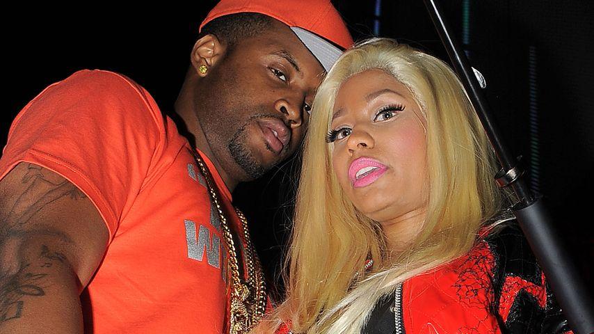 Selbstmord-Gefahr: Große Sorge um Nicki Minaj-Ex