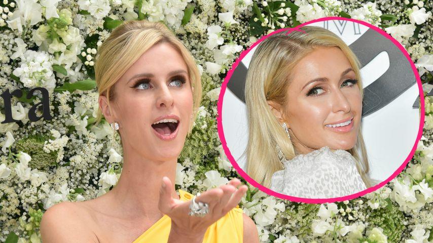 Nicky Hilton schwärmt: So toll ist Schwester Paris als Tante