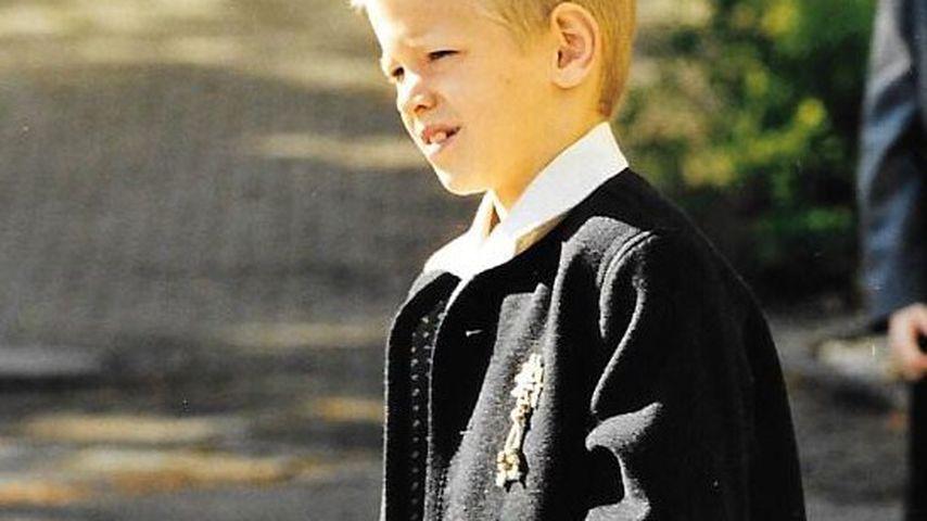 Nico Atzerodt als kleiner Junge