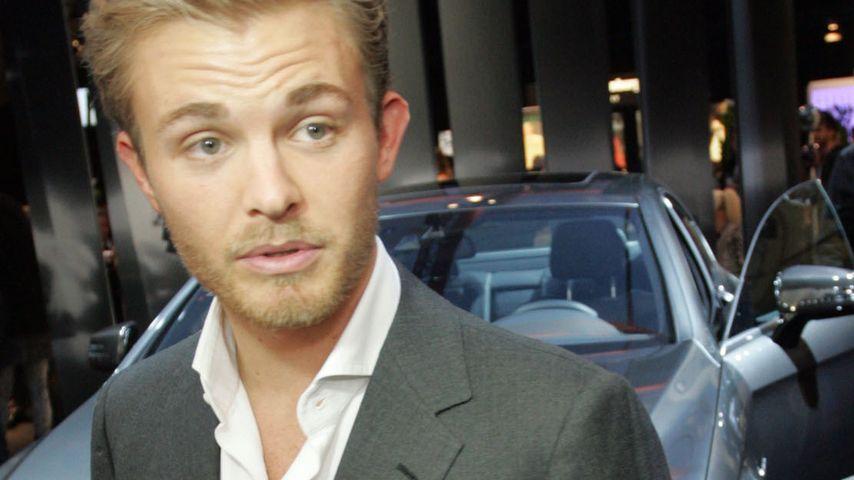 Schlüpfer-Beichte! Nico Rosberg trägt sie 2 Tage