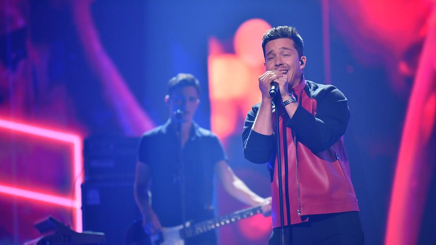 Nico Santos beim #Free European Song Contest 2020