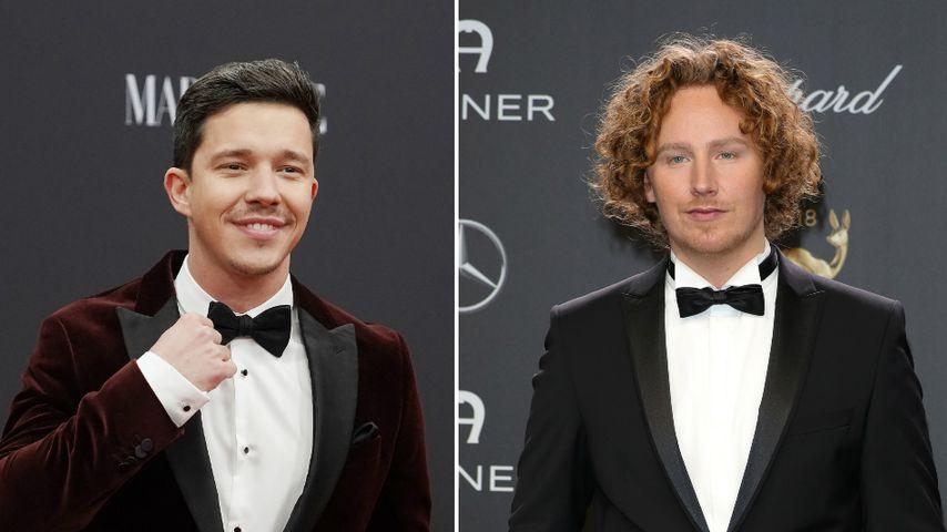 """Rührend: Nico überlässt Michael seinen """"The Voice""""-Stuhl"""