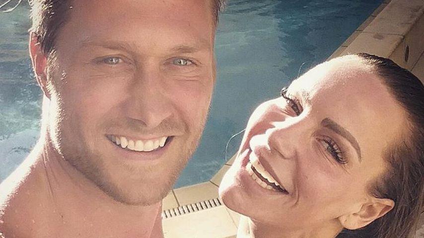 Nico Schwanz im Pool mit Gina-Lisa: So reagiert seine Saskia