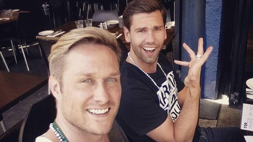 """Nico Schwanz und Alexander """"Honey"""" Keen in Australien"""
