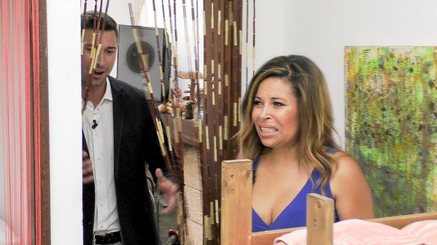 """Nico Gollnick und Patricia Blanco im """"Sommerhaus der Stars"""""""