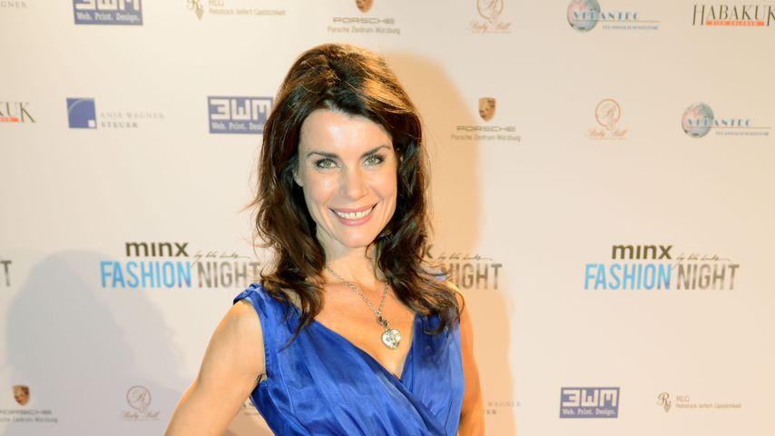 Nicola Tiggeler bei der Minx Fashion Night 2013