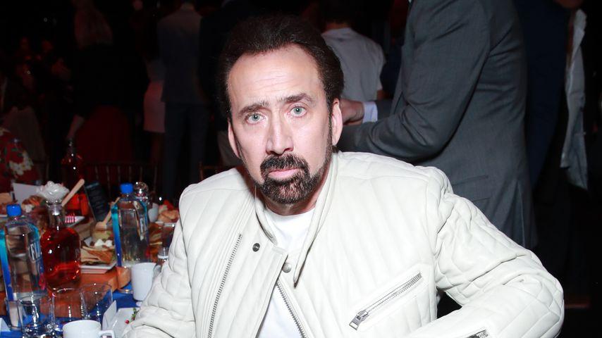 Nicolas Cage bei den Film Independent Spirit Awards, 2020