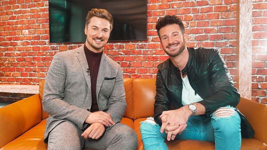 """Die beiden """"Prince Charming"""" Prinzen Nicolas Puschmann und Alexander Schäfer 2020"""