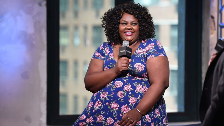 """Nicole Byer bei """"Loosely Exactly Nicole"""" in NYC im August 2016"""