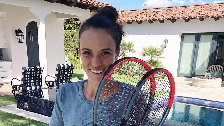 Nicole Gibbs im März 2019 in Kalifornien