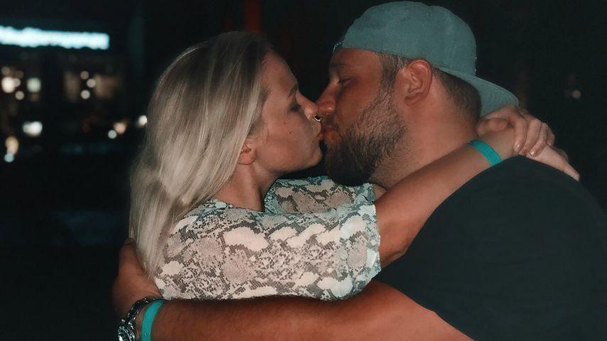 Nicole Handwerker und Giulio Arancio im September 2019