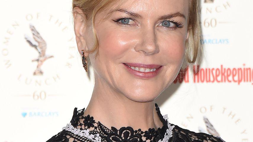Tierischer Pate! Nicole Kidman lüftet ihr Namens-Geheimnis