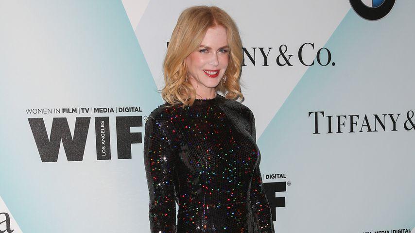 Am Karriere-Höhepunkt: Nicole Kidman fühlte sich alleine