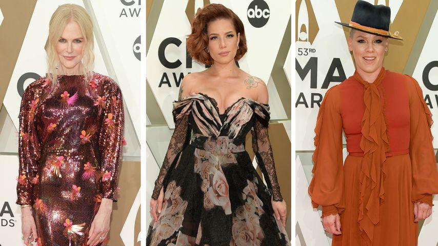 Country-Outfits bei den CMAs: Das sind die schönsten Looks!