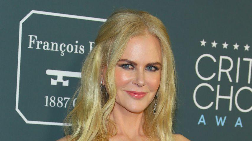 Nicole Kidman im Januar 2019