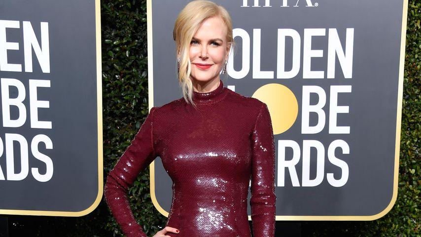 Nicole Kidman bei den Golden Globes 2019