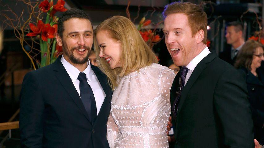 Nicole Kidman, James Franco und Damian Lewis