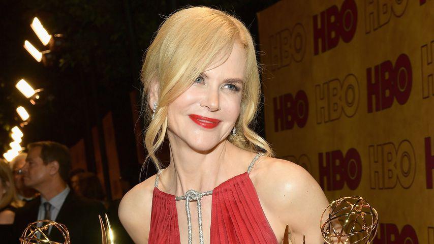 Nicole Kidman bei den Emmy Awards 2017 in Los Angeles