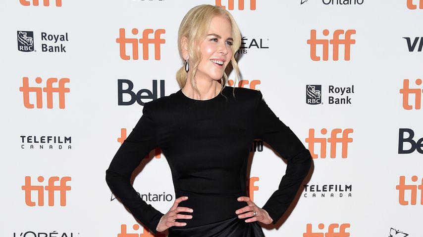 Nicole Kidman in Toronto