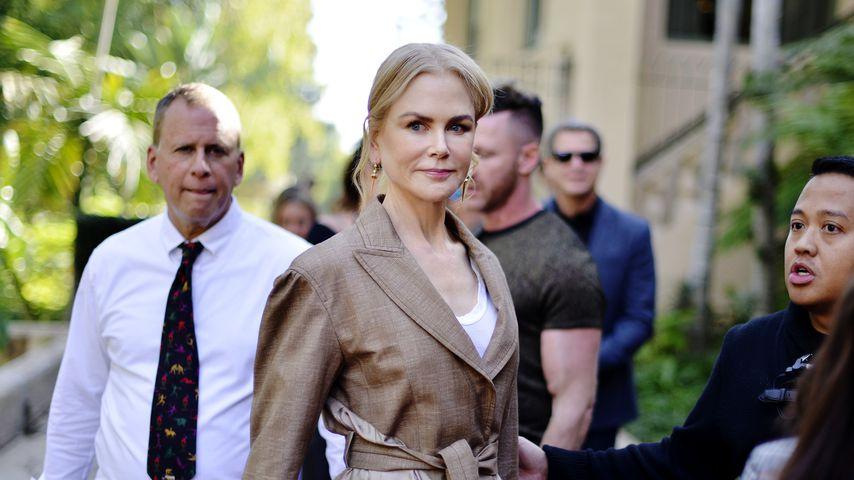 Wegen Waldbränden: Nicole Kidman bangt um Haus in Australien