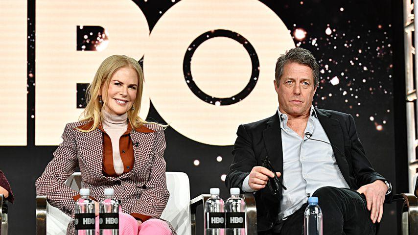 Nicole Kidman und Hugh Grant in Pasadena, Januar 2020