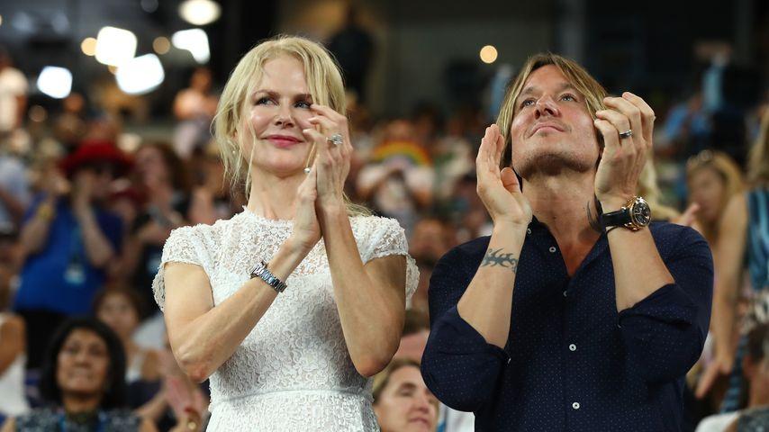 Nicole Kidmans Liebeserklärung: Keith ist mein Zuhause!